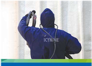 icynene spray foam insulation. Eco-friendly choices when building and remodeling