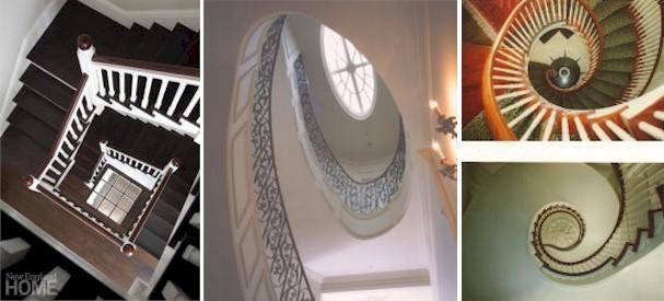 Stairway Collection - 3 Spiral Designs