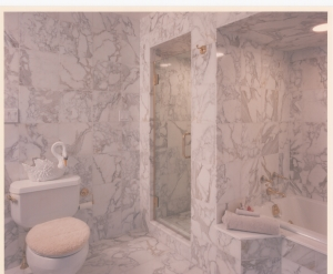 Luxury Design Trends - Marble Bathrooms