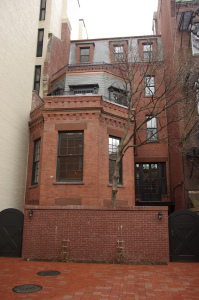 Exterior Brick Restored to Historic Preservation Requirements