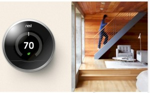 NEST Thermostat Technology by Connaughton Construction