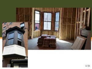 Current Project 310 Marlborough Street - Music Room Main Level - Connaughton Construction