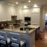 Gourmet Kitchen 310 Marlborough Street Boston_by Connaughton Construcion