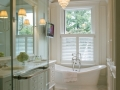 Luxury Renovation - Bath - Connaughton Construction