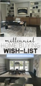 Millennials Home Buying Wish List- Connaughton Construction