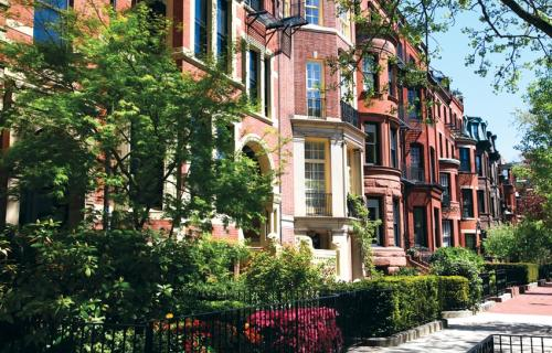 Back Bay Historic District by Connaughton Construction
