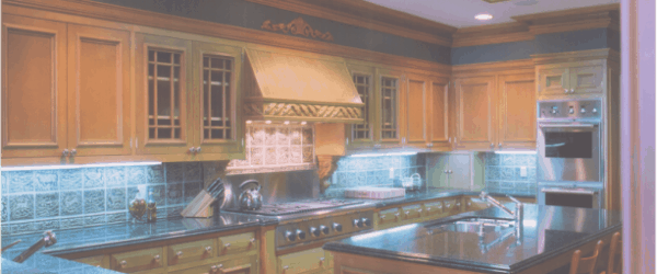 Kitchen at Commonwealth Avenue Boston