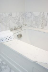 Custom Bath Marble Tub
