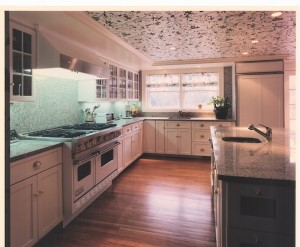 Historic Restoration of Kitchen Boston. Connaughton Construction.